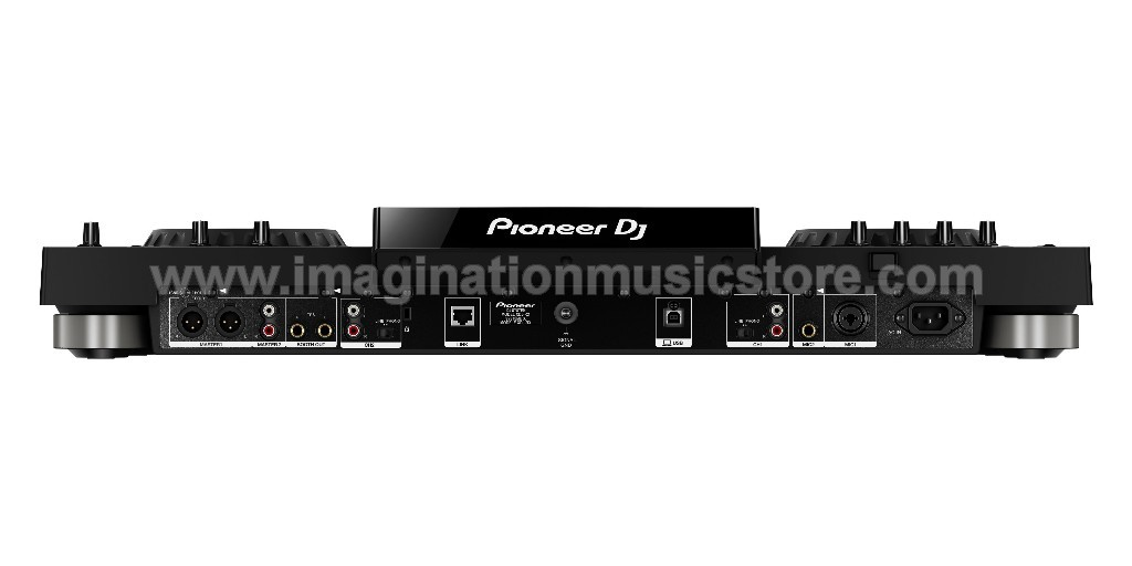 Pioneer XDJ-RX All-in-one DJ System for Rekordbox With a dual-deck