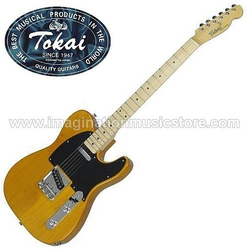Tokai ATE-48 Breezysound Traditional Series in Vintage Natural