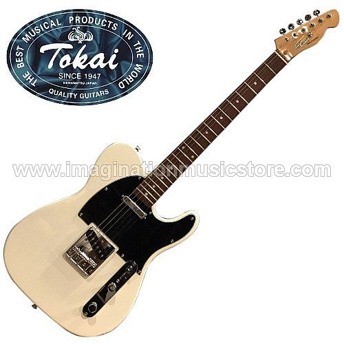 Tokai ATE-48 Breezysound Traditional Series in Olympic White