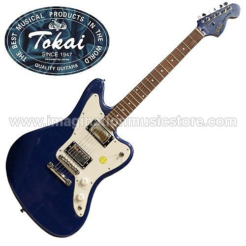 Tokai AJG-60 Silverstar Traditional Series in Old Lake Placid Blue
