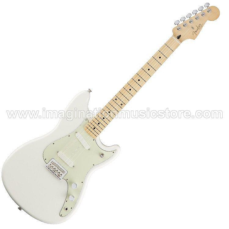Fender Duo-Sonic - Arctic White