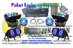 Paket Lighting Diskotik 1