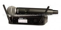 Shure GLX-D24/SM58 Wireless Vocal System