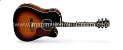 Cort MR710F SB Sunburst Acoustic Electric Guitar