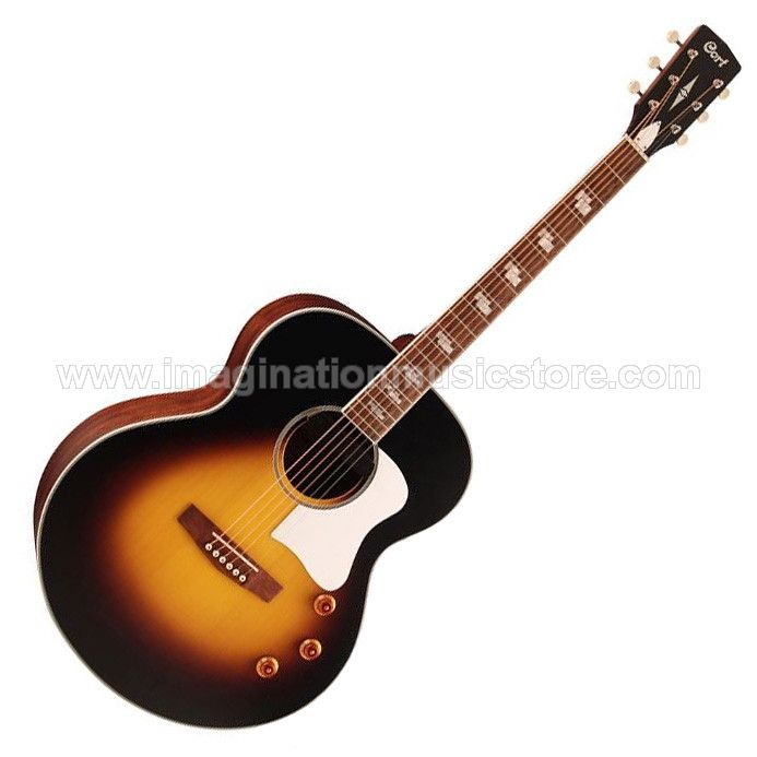 Cort CJ Retro Vintage Sunburst Matt