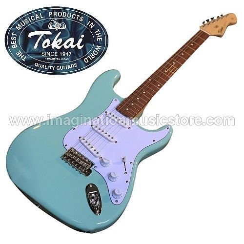 Tokai AST-48 Goldstar Sound Traditional Series in Sonic Blue