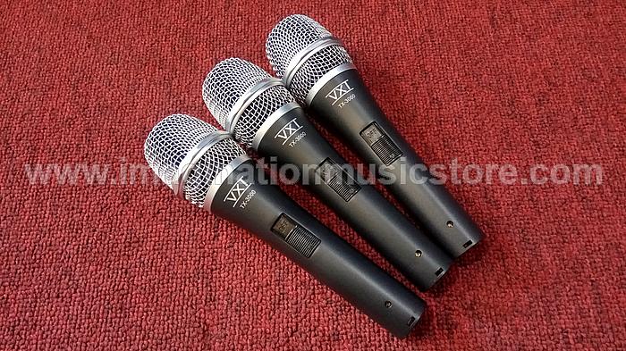 VXT TX-3000 Microphone 3Pcs
