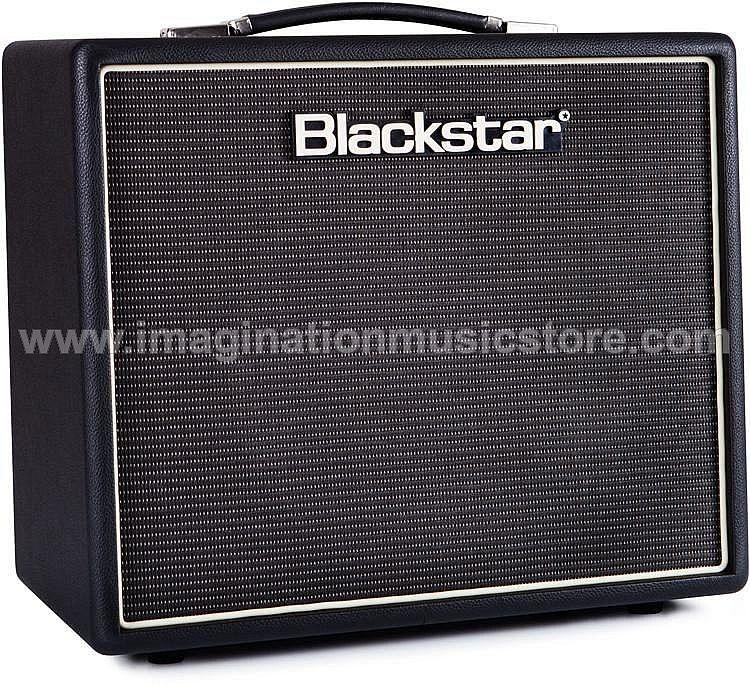 Blackstar Studio 10 EL34 - 10-watt Class A Tube Combo Amplifier w/EL34