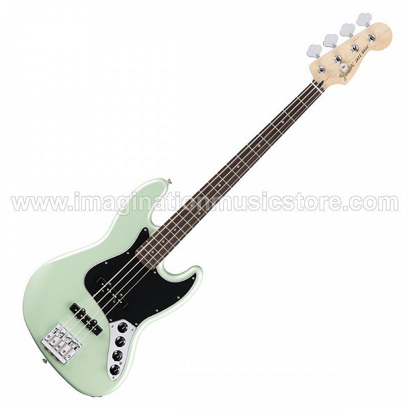 Fender Deluxe Active J Bass PF - Surf Pearl