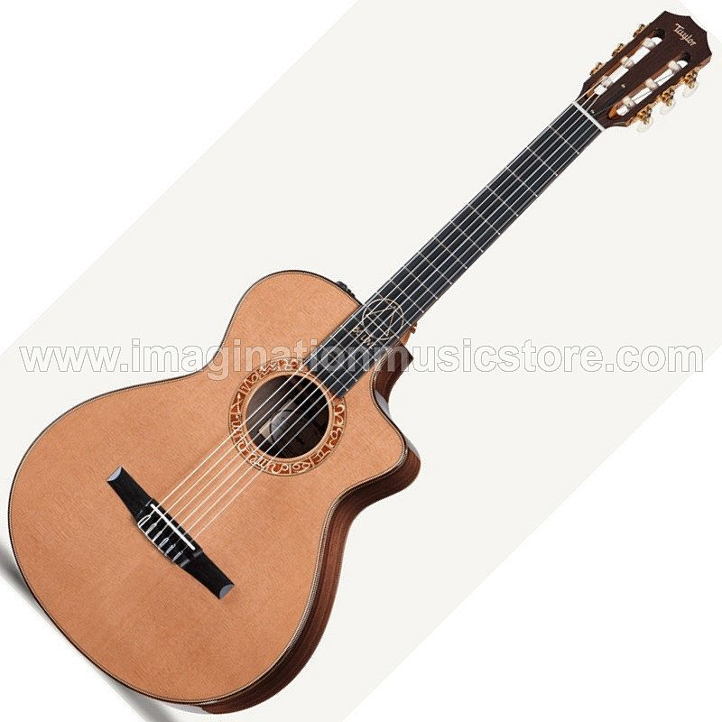 Taylor Jason Mraz Signature - Natural Red Cedar