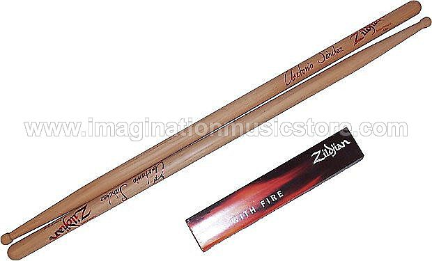 Zildjian ASAS Antonio Sanchez Drum Sticks - One Pair