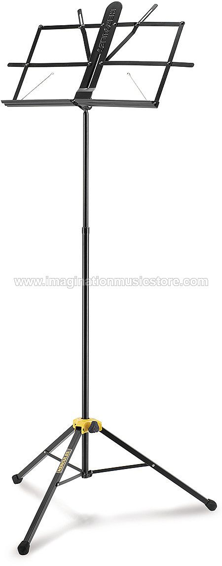 Hercules BS100B Two-Section EZ Glide Music Stand