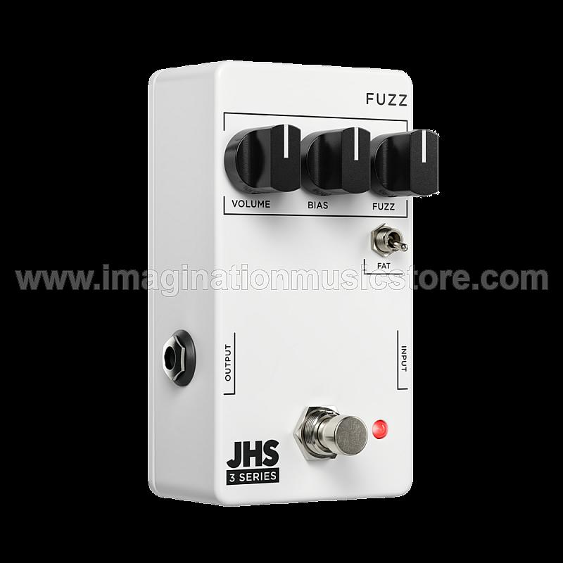 JHS 3 Series Fuzz Pedal