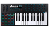 Alesis VI25 Advanced 25-Key USB/MIDI Keyboard Controller