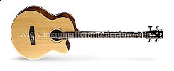 Cort AB850F NAT Natural Acoustic Electric Bass