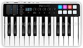 IK Multimedia iRig Keys I/O 25 Keyboard Controller with Audio Interface for iOS, Mac/PC