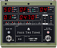 Free The Tone Flight Time FT-2Y Digital Delay High Sound Quality