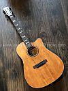 Chard WD68C Acoustic Electric in Yellow Natural with Fishman Presys