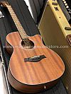 Chard F4030C Sapele Acoustic Electric in Natural with Fishman Preamp