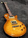 Tokai ALS64QZ VF Love Rock in Violin Finish with Quilt Top