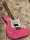 Soloking MS-1 Classic in Shelby Pink with Roasted Maple Neck