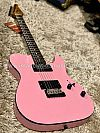 Soloking MT-1 Modern in Shell Pink with Roasted Neck and Rosewood FB
