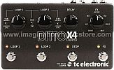 TC Electronic Ditto X4 Looper Looper Pedal