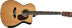 Headway Japan Tune-Up Series HOC-V090SE/ME Acoustic Electric Guitar